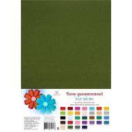 Фетр зелёный болотный 2 мм