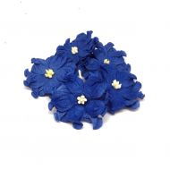 Гардении синие 4 см