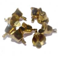 Колокольчики золотые 10мм