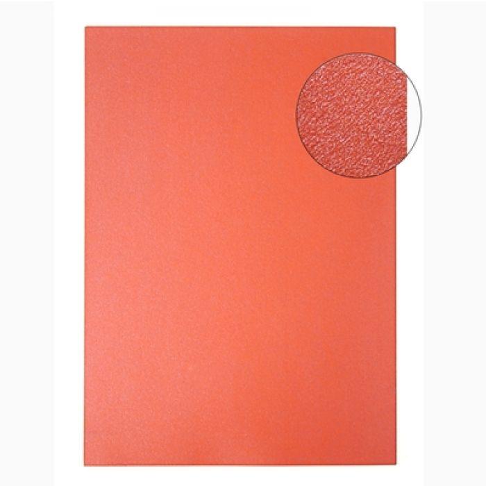 Красный жемчужный картон А4 для скрапбукинга