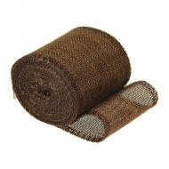 Лента холщовая коричневая 60 мм