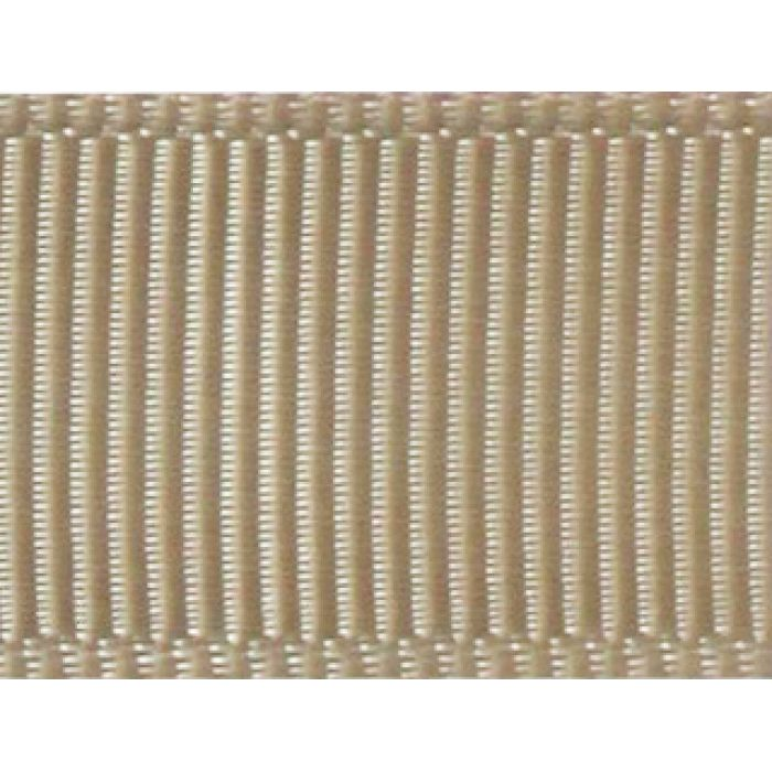 Лента репсовая бежевая 12 мм для скрапбукинга