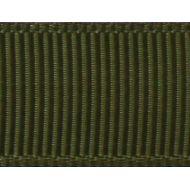 Лента репсовая хаки 12 мм