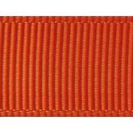 Лента репсовая оранжевая 12 мм