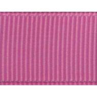 Лента репсовая розовая 12 мм