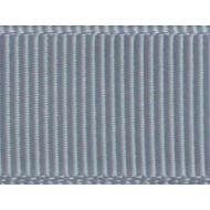 Лента репсовая светло-серая 12 мм