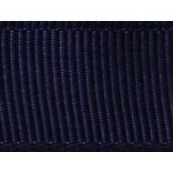 Лента репсовая тёмно-синяя 12 мм