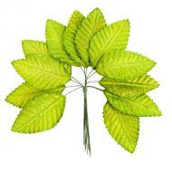 Листья березы 35 мм