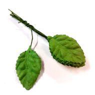 Листья зеленые 30 мм