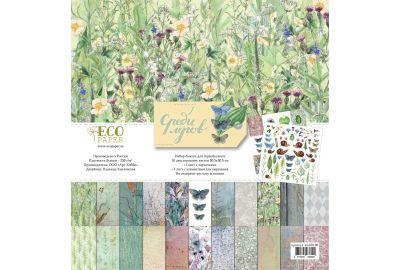 Новый бренд - EcoPaper - с коллекциями бумаги и ножами для вырубки