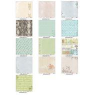 Набор бумаги осенний вальс 30,5 х 30,5 см