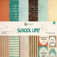 Набор бумаги School Life! 30 х 30 см