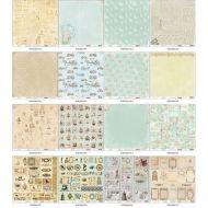 Набор бумаги Версаль 30,5 х 30,5 см