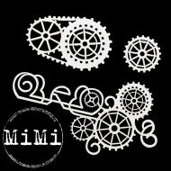 Набор чипборда система, коллекция механизмы
