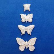 Набор фигурок бабочки