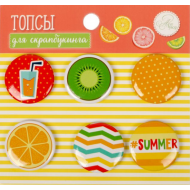 Набор фишек Summer time