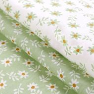 Набор ткани цветочная поляна 50 х 50 см