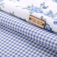 Набор ткани лазурный берег 50 х 50 см