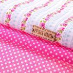 Набор ткани ситцевое счастье 50 х 50 см