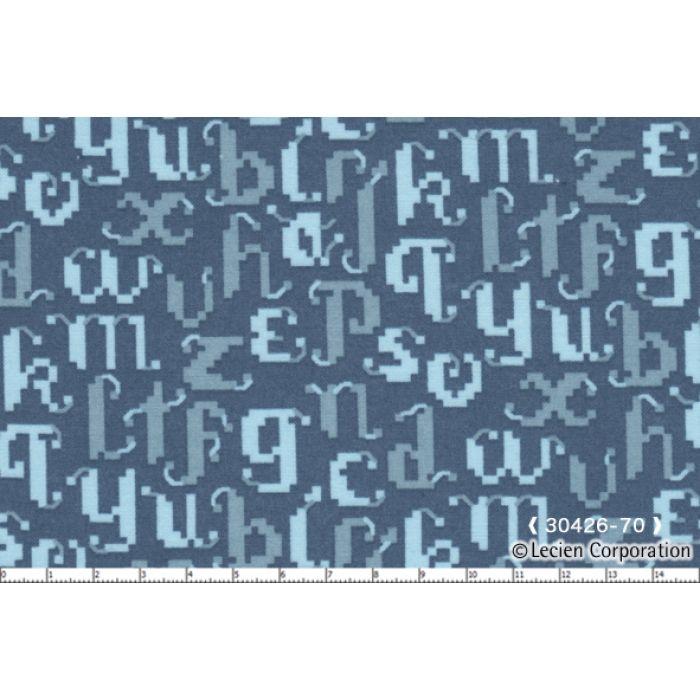 Отрез ткани алфавит, коллекция мелкая галантерея для скрапбукинга