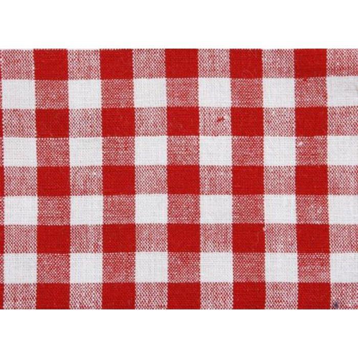 Отрез ткани красный, коллекция кухонная клетка для скрапбукинга