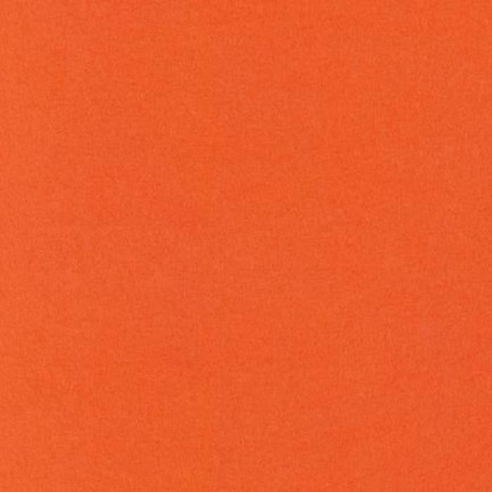 Отрез ткани оранжевый, коллекция базовая однотонная для скрапбукинга