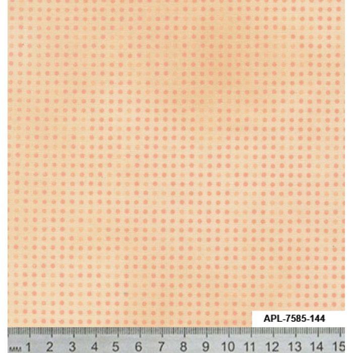 Отрез ткани персиковый, коллекция Точка к точке для скрапбукинга