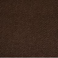 Отрез ткани рогожка коричневая