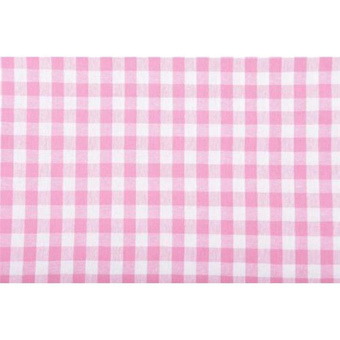 Отрез ткани розовый, коллекция кухонная клетка для скрапбукинга