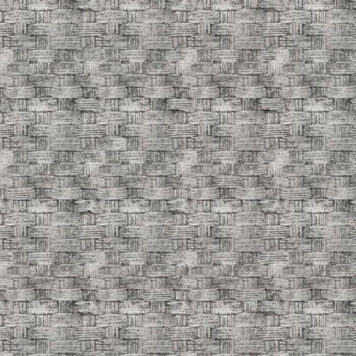 Отрез ткани серое плетение, коллекция Элементы эклектики для скрапбукинга
