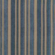 Отрез ткани синие полосы, коллекция Элементы эклектики