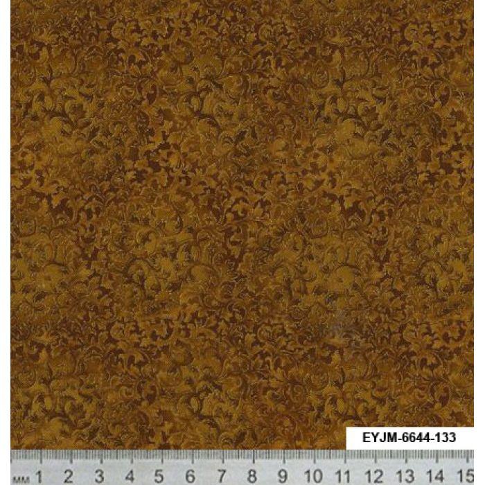 Отрез ткани золотой, коллекция Переливы для скрапбукинга