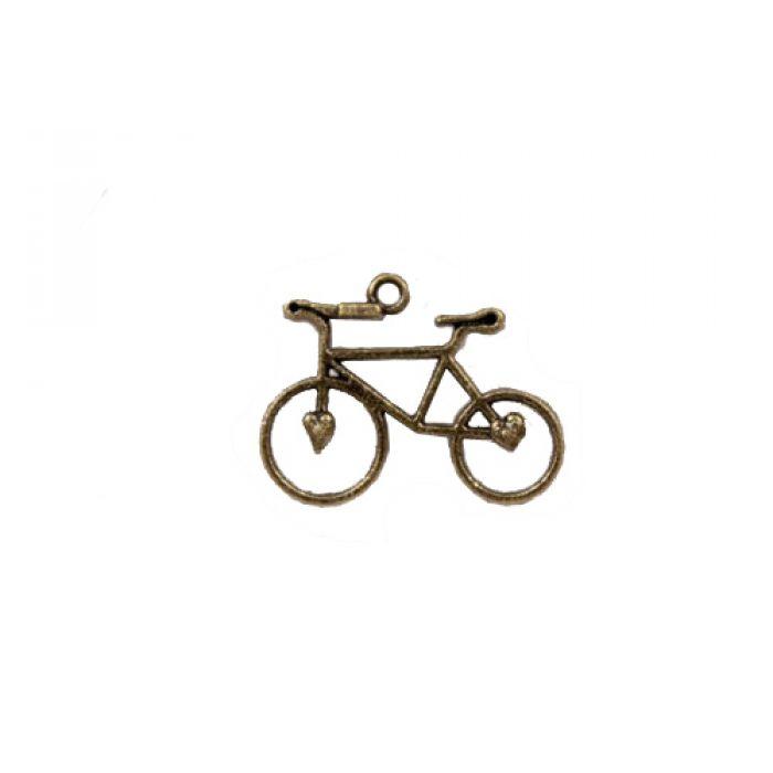 Подвеска велосипед 25*31 мм для скрапбукинга