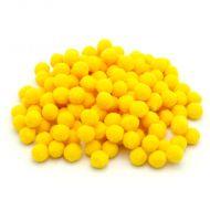 Помпоны ярко-жёлтые 1 см