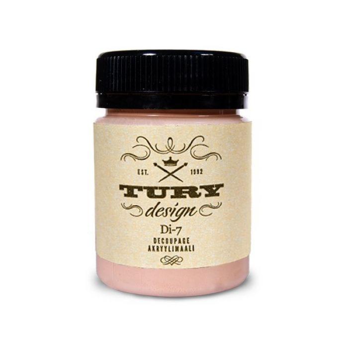 Розовый персик краска акриловая для скрапбукинга