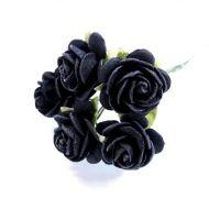 Розы Черный как смоль 20 мм