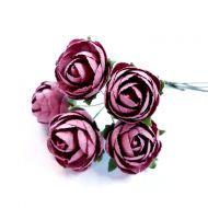 Розы индийские красные 25 мм