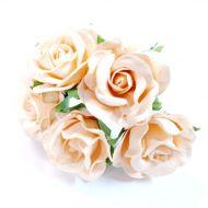 Розы лососевые 35 мм