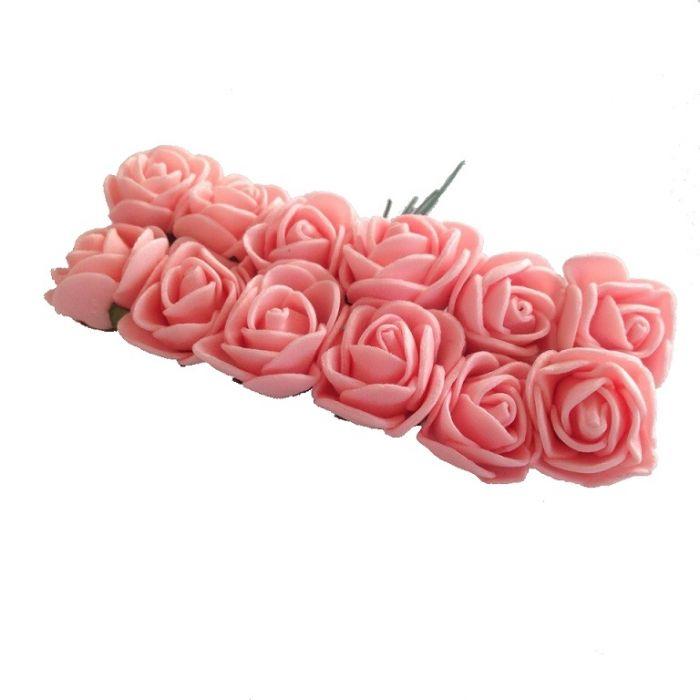 Розы персиковые для скрапбукинга