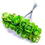 Розы зелёные