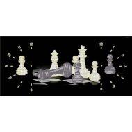 Схема часы шахматы
