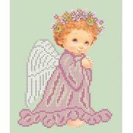 Набор лиловый ангел