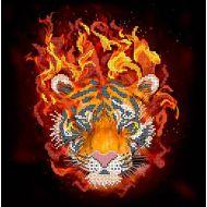 Схема пламя