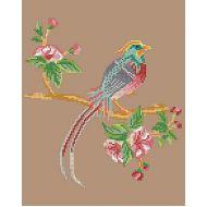 Схема райские птицы 1