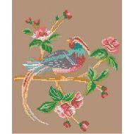 Схема райские птицы 2