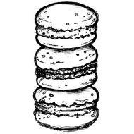 Штапм силиконовый Гамбургеры