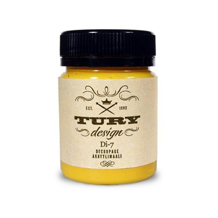 Солнечный желтый краска акриловая для скрапбукинга