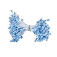 Тычинки двусторонние голубые