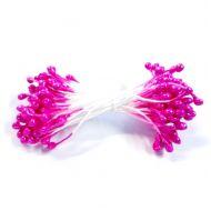 Тычинки ярко-розовые 3 мм