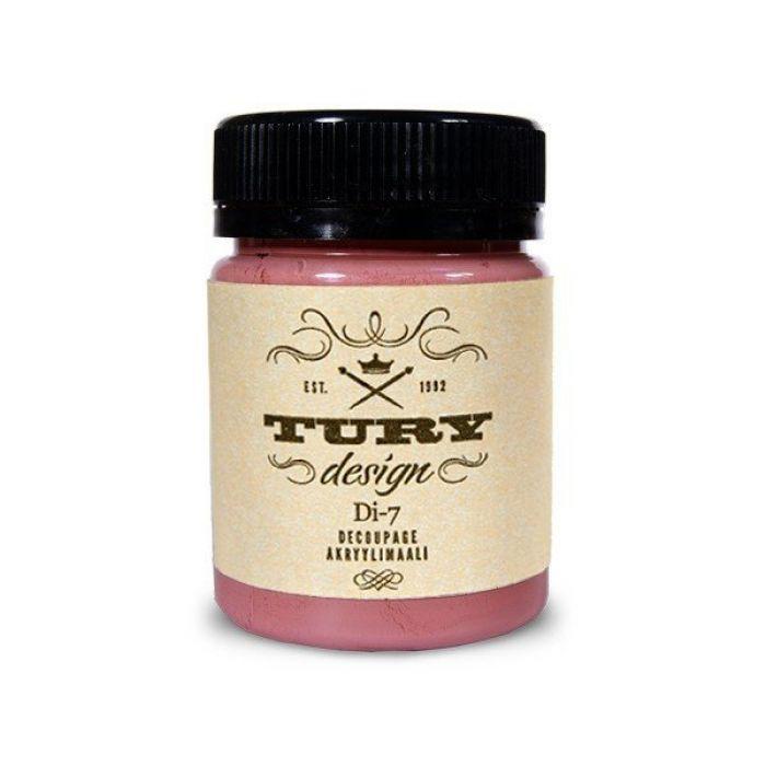 Винтажный розовый краска акриловая для скрапбукинга